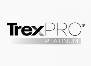 Trex Pro Platinum Logo
